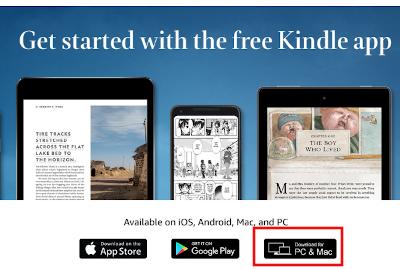 Update Kindle Mac