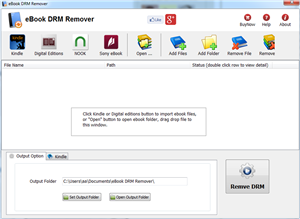 eBook DRM Removal - eBook Converter - Convert DRM ebook to