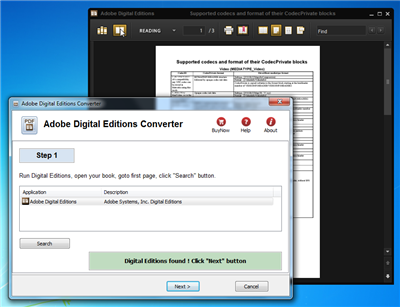 how to open adobe digital editions