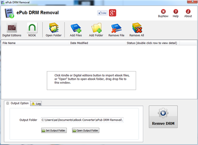 Windows 7 ePub DRM Removal 4.19.1016 full