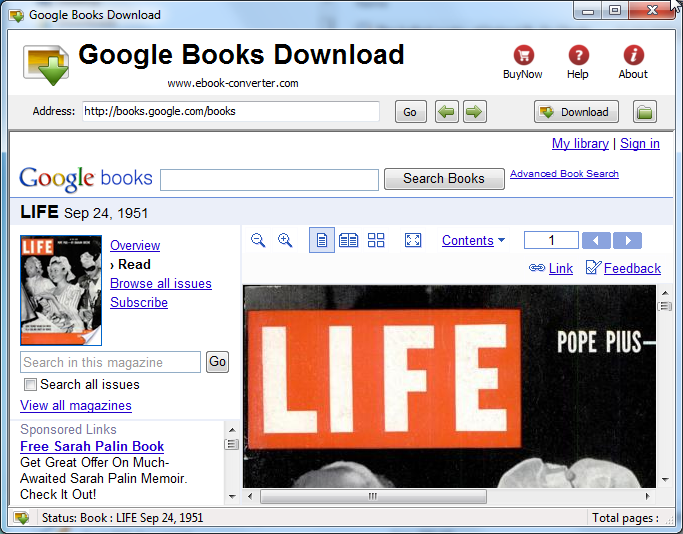 New Version Of Google Book Er