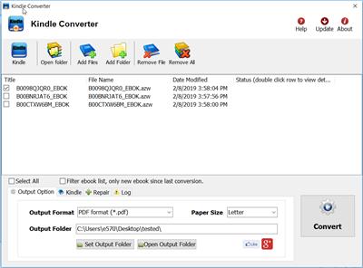 folder format software free