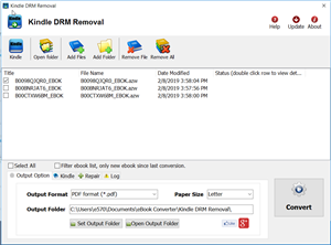 How To Remove Kindle Fire Drm