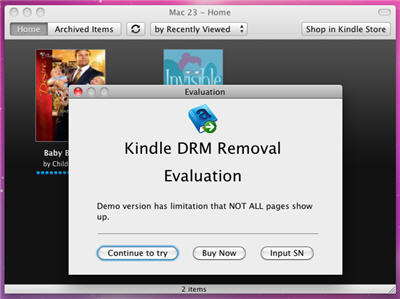 Online Kindle Drm Removal