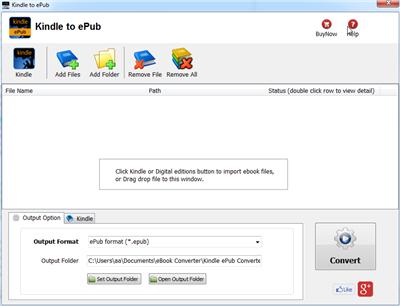 PDF to Kindle – Convert PDF to AZW3 Online