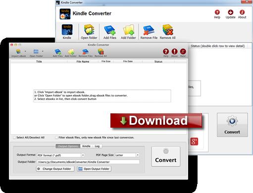 Kindle to PDF - Convert Kindle ebook to PDF ePub HTML Text