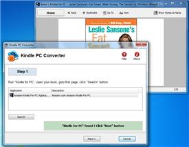 How to convert Kindle ebook to PDF ePub ?