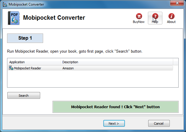 CONVERT MOBI TO PDF FREE DOWNLOAD