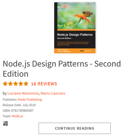 Node Js In Action Second Edition Pdf