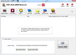 How to remove DRM from  acsm file