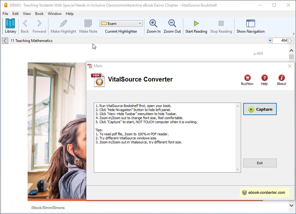convert bookshelf to pdf 3