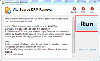 VitalSource DRM Removal