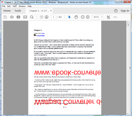 In stories pdf file wattpad to how