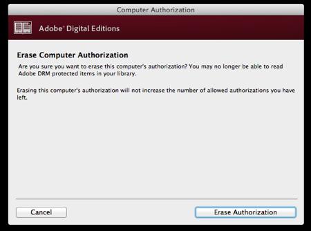 ePub DRM Removal - Remove Adobe ebook DRM Protection